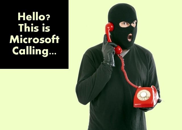 Tech Support Scam Calls