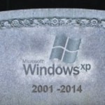 Security Support for Windows XP Will End April 2014
