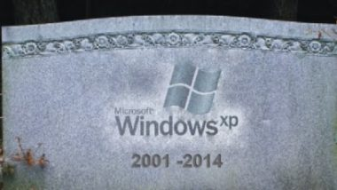 Say Goodbye to Windows XP