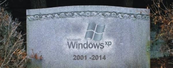 Say Goodbye to Windows XP