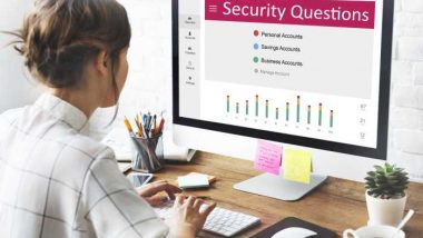 Account Security Questions